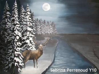 Sabrina Perrenoud